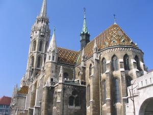 Matyas Church Budapest