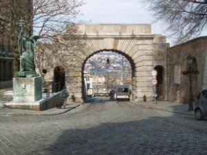 Vienna Gate Square Budapest