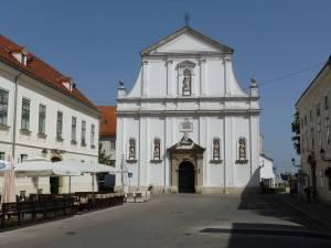 St Catharines Church Zagreb