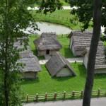Carpathian Troy in Trzcinica near Krosno