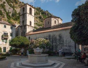 Church of St Mary Kotor
