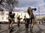 Lifesize Sculpture Praga Warsaw