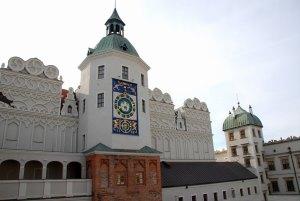 Pomeranian Dukes Castle Szczecin