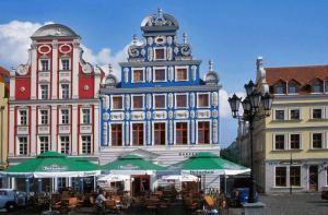 Szczecin Market Square