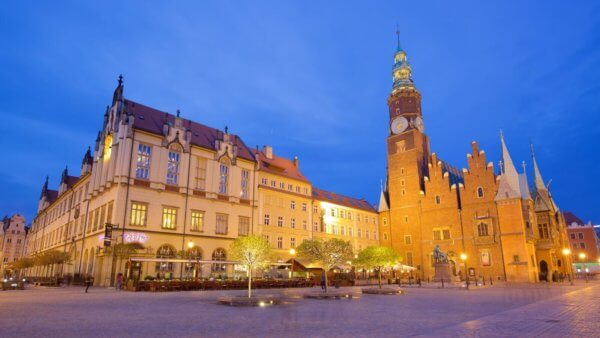 Wroclaw Poland Guide