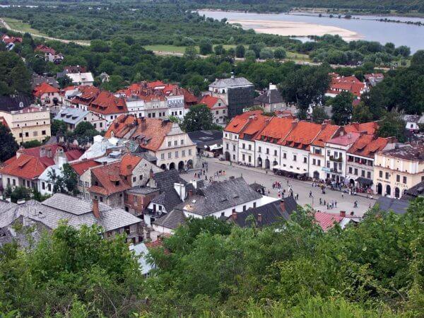 Kazimierz Dolny Poland Guide
