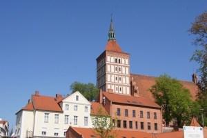 Basilica of St James the Elder Olsztyn