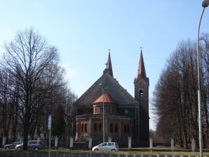 St Martin Church East side