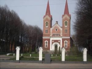 St Martin Church Kurzeme Riga