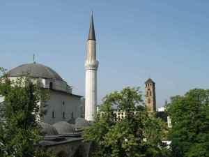 Gazi Husrev-beg Mosque Sarajevo