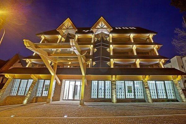 Hotels in Zakopane Rysy Hotel