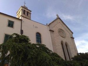Church of St. Francis Sibenik