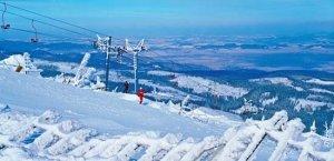 Karpacz skiing resort
