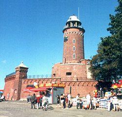 Water Tower Kolobrzeg