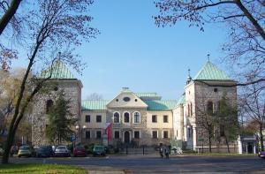 Sielecki Castle Sosnowiec