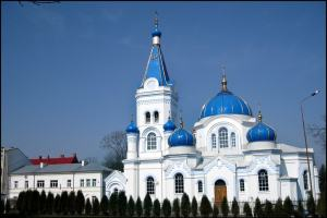 Cathedral of St Simeon and St Anna Jelgava