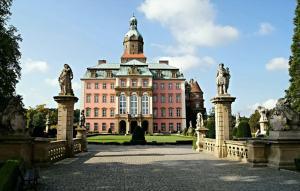 Ksiaz Castle Walbrzych