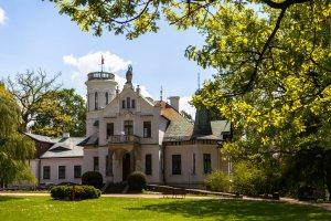 The Museum of Henryk Sienkiewicz in Oblegorek
