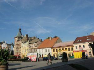 Wojska Polskiego Square Bielsko-Biala