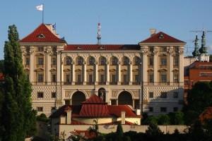 Cernin Palace Prague