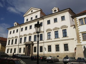 Martinic Palace Prague