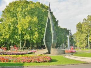 Centenary Monument Margaret Island