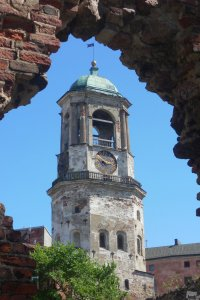 Vyborg Clock Tower