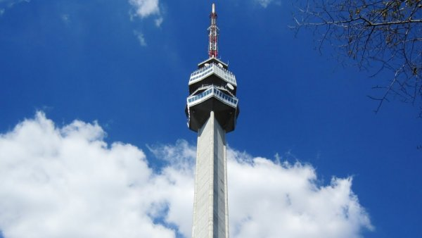 Avala Television Tower Belgrade