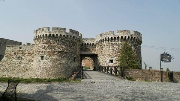 Belgrade Fortress and Kalemegdan Park
