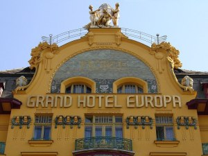 Hotel Europa Prague