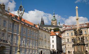 Little Quarer Square Prague