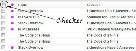 Check or Uncheck Checkboxes with jQuery And Get Selected with PHP