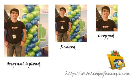 Great Way to Upload, Resize and Crop an Image with PHP