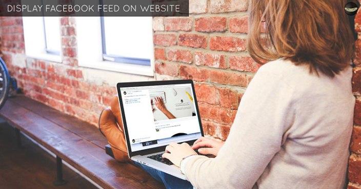 display-facebook-feed-on-website
