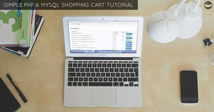 simple-php-mysql-shopping-cart-tutorial
