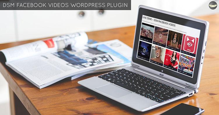 dsm-facebook-videos-wordpress-plugin
