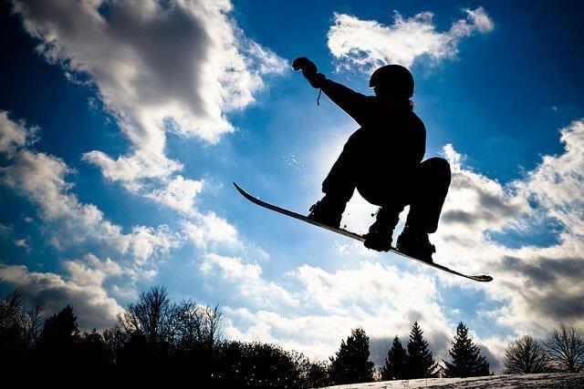 Winner Snowboarding