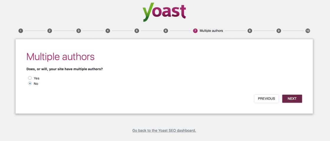 Yoast SEO 10