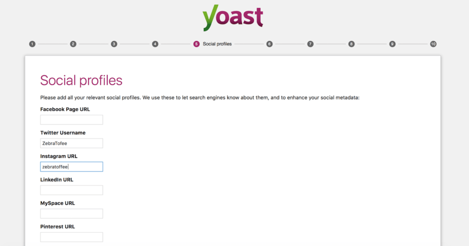 Yoast SEO 8