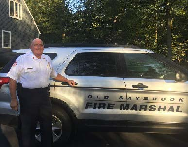 Pete Terenzi - Town of Old Saybrook Fire Marshal
