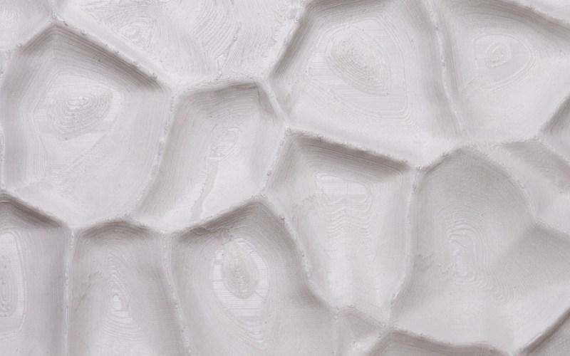 Raster Voronoi print