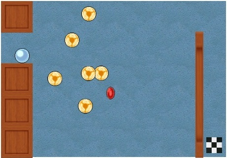 Simple Ball Jump Android Game Source Code