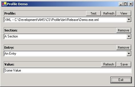Read/Write XML files, Config files, INI files, or the Registry