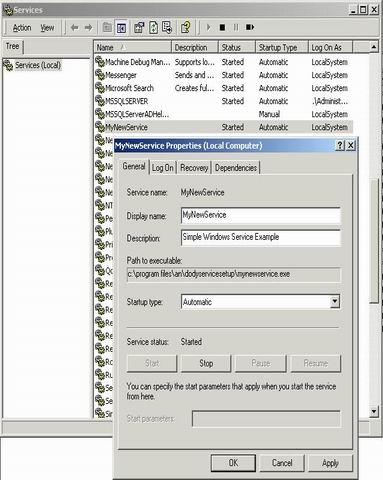 Admin tools Services