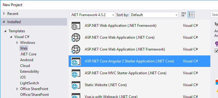 Using ASP.NET Core Javascript Services to Play Nice with Client-side Frameworks