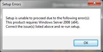 Sharepoint 2010 Installation Errors | Sharepoint and Azure