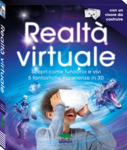 Copertina del libro Realtà Virtuale