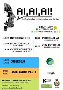 programma Linux Day 2019