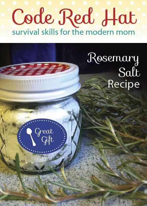 Rosemary Salt Recipe Photo