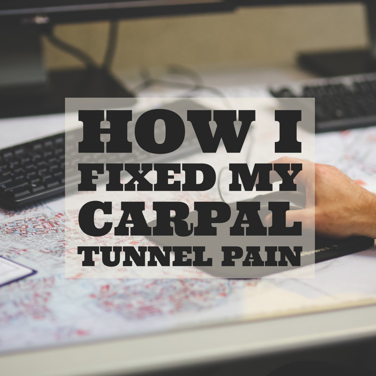 IMG_6131 How I Fixed My Carpal Tunnel Pain products health career advice